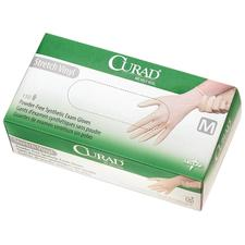 CURAD® Stretch Vinyl Exam Gloves