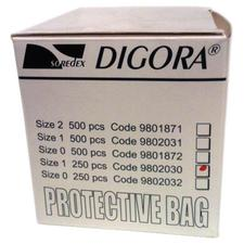 Digora® Protective Bags for Imaging Plates, Size # 1