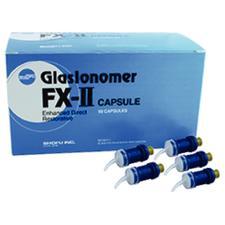GlasIonomer FX-II Premixed Capsules, 50/Pkg