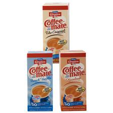 Carnation Coffeemate Nondairy Creamers, .38 oz., 50/Box