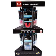 Under Armour Orthodontic Mouthguard Display Tree Kit