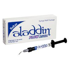 Aladdin™ Flow Flowable Composite, 1.3 g Syringe Refill Package