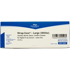 Patterson® Wrap-Ease™ – White, Large, 50/Box