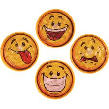 "Smile Face Pill Puzzles, Assorted Styles, 2-1/2"" x 3"", 72/Pkg"