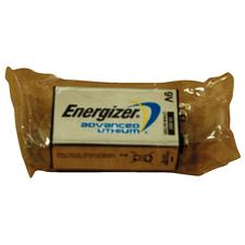 Energizer® 9 Volt Advance Lithium Battery for Wireless Foot Pedal