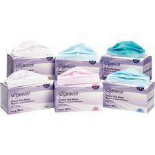 Masques à bandes auriculaires Braval®, 50/boîte