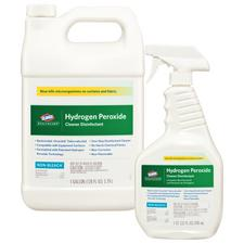 Clorox® Hydrogen Peroxide Disinfecting Cleaners