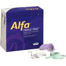 Alfa™ Triple Tray®, 24/Pkg