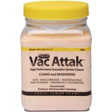 Nettoyant pour système d'évacuation haute performance Vac Attak™, pot de 800 g, 1/emballage