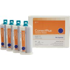 Correct Plus® Bite Superfast Hydrophilic Impression Material Cartridges, 50 ml