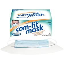 Com-Fit™ Super High Filtration Masks with Shield – 25/Box