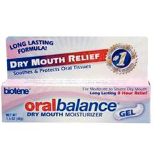 Biotene® Oralbalance® Dry Mouth Gel, 1.5 oz Tube