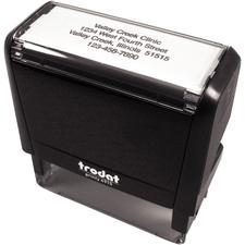 Self-Inking, Custom Message Stamps