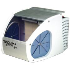 "MicroCab Plus Self-Contained Dust Cabinet – 7.9"" H x 8.7"" W x 10.5"" D"