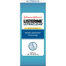 Listerine® ULTRACLEAN™  Mint Floss