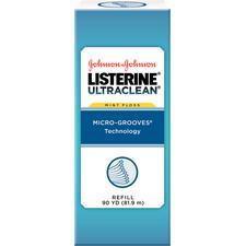 Listerine® ULTRACLEAN™  Mint Floss
