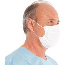 Fluidshield Fog-Free Procedure Masks with So Soft™ Lining – White, 50/Pkg