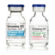 Ketamine Hydrochloride Injection – 10/Pkg, Schedule 3