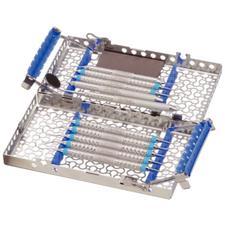 "IMS® Infinity Series™ Cassettes – 14-Instrument Double-Decker Cassette, 8"" x 1.5"" x 4.5"""