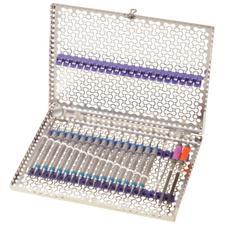 "IMS® Infinity Series™ Cassettes – 20-Instrument Cassette, 11"" x 1.25"" x 8"""