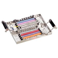"IMS® Infinity Series™ Cassettes – 8-Instrument Double-Decker Cassette, 8"" x 1.5"" x 3"""