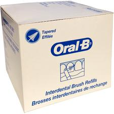 Oral-B® Interdental Brush Refills, Extra Fine Tapered