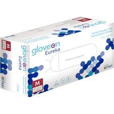 Gloveon® Eureka Nitrile Exam Gloves – Powder Free, Dark Blue