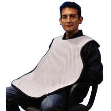 Cling Shield Patient Vinyl Apron, Adult