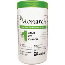 Monarch™ Surface Disinfectant Wipes