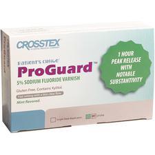 Vernis ProGuard™ à 5% de fluorure de sodium – Saveur de melon, 50/emballage