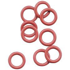 Free-Flo™ Syringe – Red Silicone O-Ring