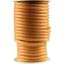 "Rubber Tubing – Latex, 1/4"" Bore x 1/16"" Wall, Amber"