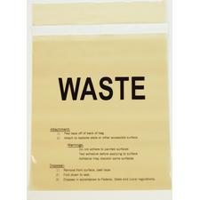 """Sacs à déchets Stick-On – beige-standard, 9"""" x 10"""", 1,4pinte, 100/emballage"""
