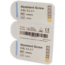 Abutment Screws – Straumann, 2/Pkg
