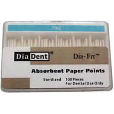 Dia-Fit Type Paper Points – Size 25