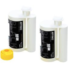 Affinis® Black Edition Impression Material – Heavy Body, 380 ml Cartridge, Refill Kit
