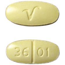 Hydrocodone Bitartrate & Acetaminophen – Tablet, 100/Pkg
