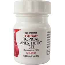 Topex® Topical Anesthetic – Gel
