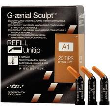 G-aenial™ Sculpt Universal Composite, 0.16 ml Unitip Refill