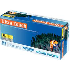 Ultra Touch® Nitrile Powder-Free Gloves, 200/Box