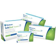 Safe-Seal® Quattro Sterilization Pouches with TruePress™ Technology