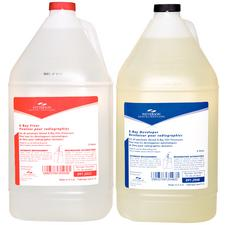 Solutions radiographiques – 5 litres