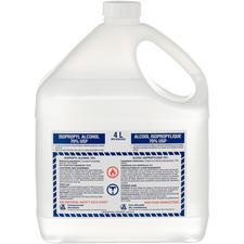 Isopropyl Alcohol 70% USP – 4 Liter Bottles, 4/Pkg