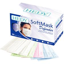 SoftMask Defender Mask – Latex Free, 50/Box