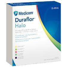 Duraflor® Halo - Vernis  5% au fluorure de sodium - dose unitaire