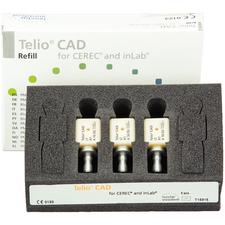 Telio® CAD Abutment Blocks for CEREC® – A16, 3/Pkg