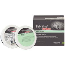 Flexitime® Fast & Scan VPS Impression Material, Easy Putty Trial Refill