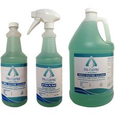 Tri-Clean Triple Enzymatic Cleaner, 1/Pkg