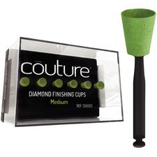 Couture™ Diamond Polishers – Medium Grit, 6/Pkg
