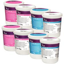 Pala® mastic de grade laboratoire, ensembles de catalyseur et de base